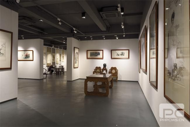大雅堂美术馆展厅